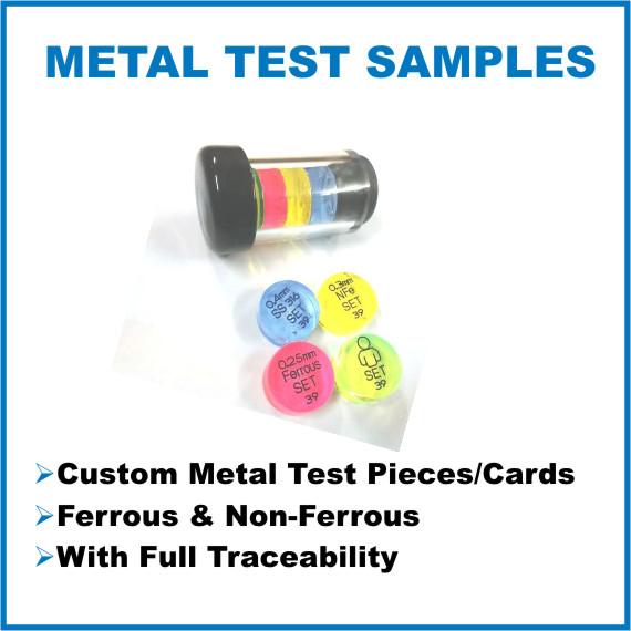 Metal Test Samples